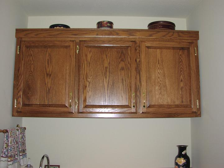 Dale & Tricia's Website/Custom Furniture/Cabinetry/12-Laundry Room ...
