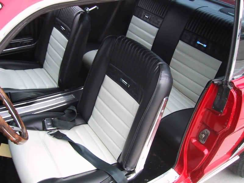 Pony Interior Question Vintage Mustang Forums