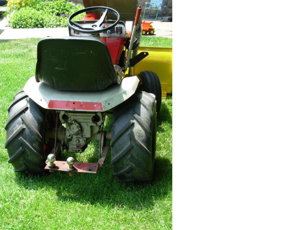 Bolens Tractor Attachments Wiring Diagram Ht20 1050 Needs Transaxle Mytractorforumcom The