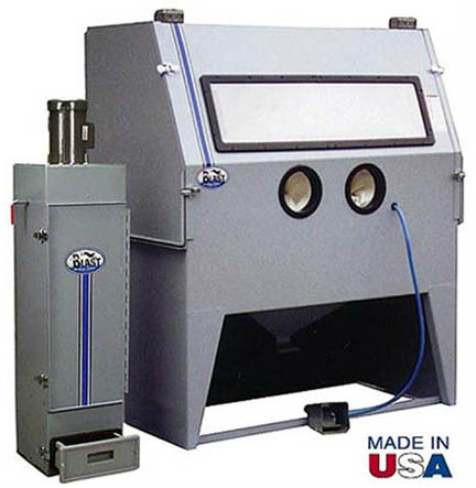 if youu0027re serious about abrasive cabinet blasting the model is just what you need